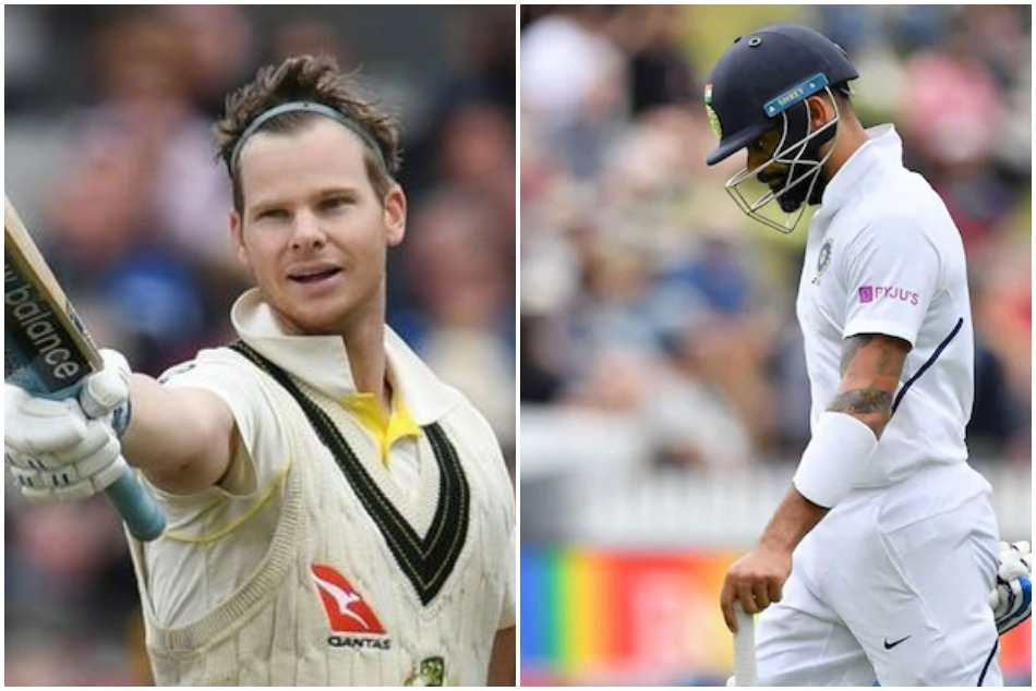 IND vs NZ: After Virat Kohli sluggish form, question raised who is best between him and steve smith