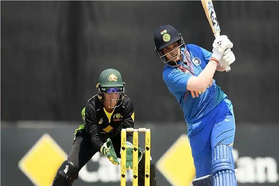 Icc Women T20 World Cup, IND vs AUS: When Shafali Verma hits 16 runs in Megan Schutt first over