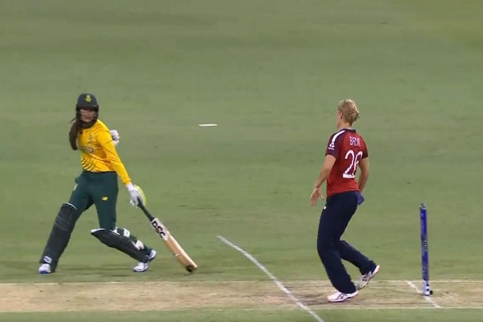 Women T20 World Cup: When Katherine Brunt did not Mankad in END vs SA match, Watch