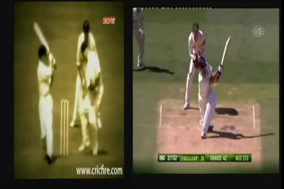 When Don Bradman said after watching Sachin Tendulkar batting that he is my clone