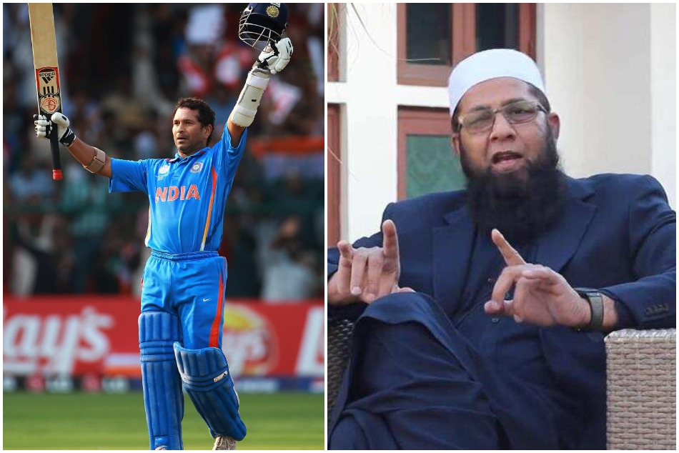 Inzamam-ul-Haq reveals the reasons that made Sachin Tendulkar one of the greatest ever