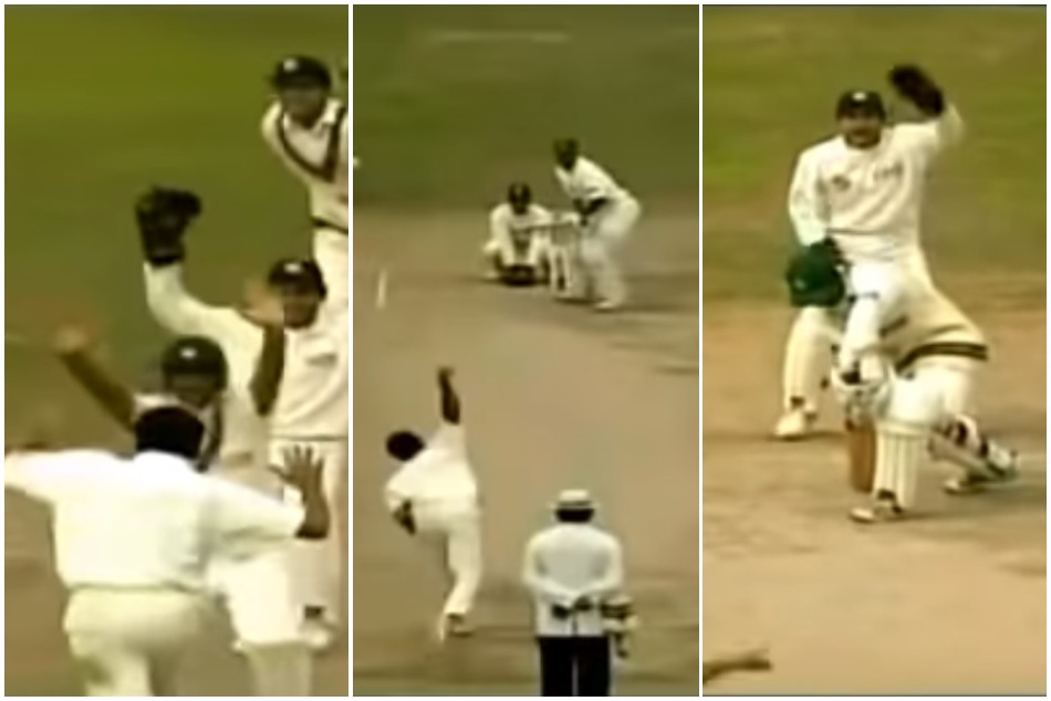 ON This Day: 21 years ago these 10 bowls of Anil Kumble ended whole Pakistan team innings, WATCH
