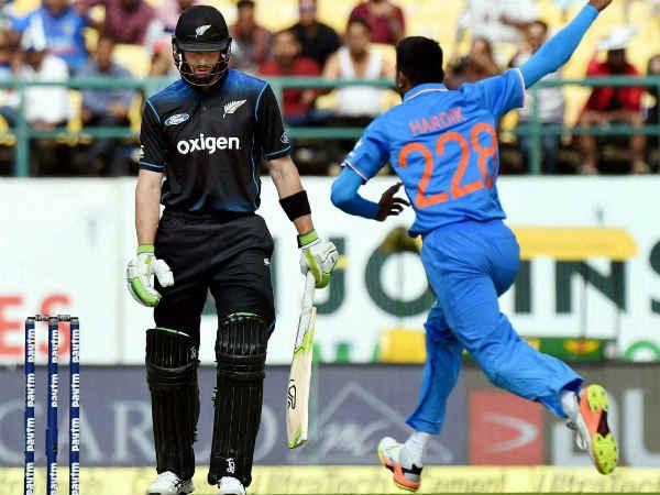 भारतीय टीम ने कीवी दौरे पर किया मिस