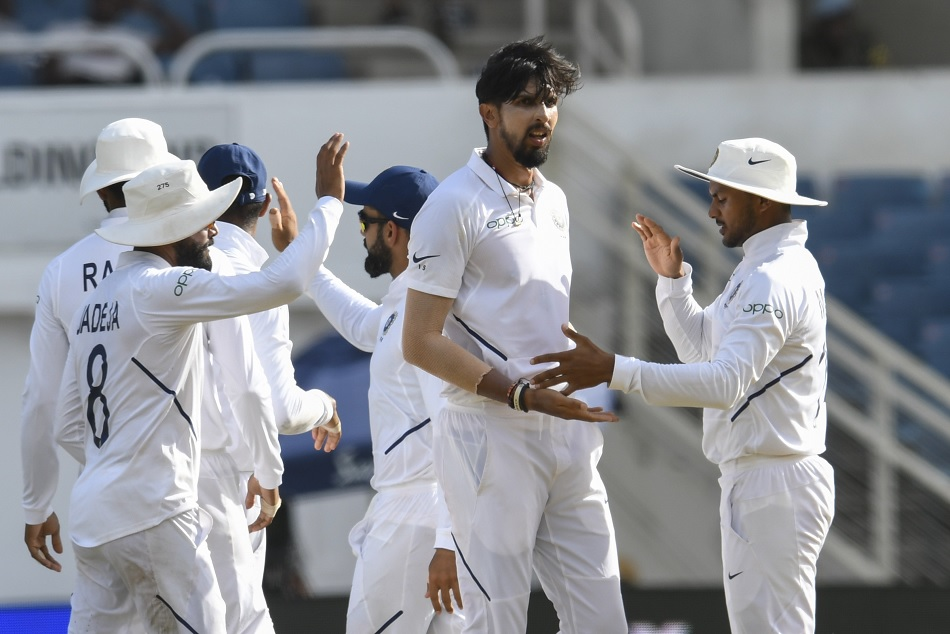 IND vs NZ: Ishant Sharma surpasses Zahir Khan record by taking five wicket haul in Wellington