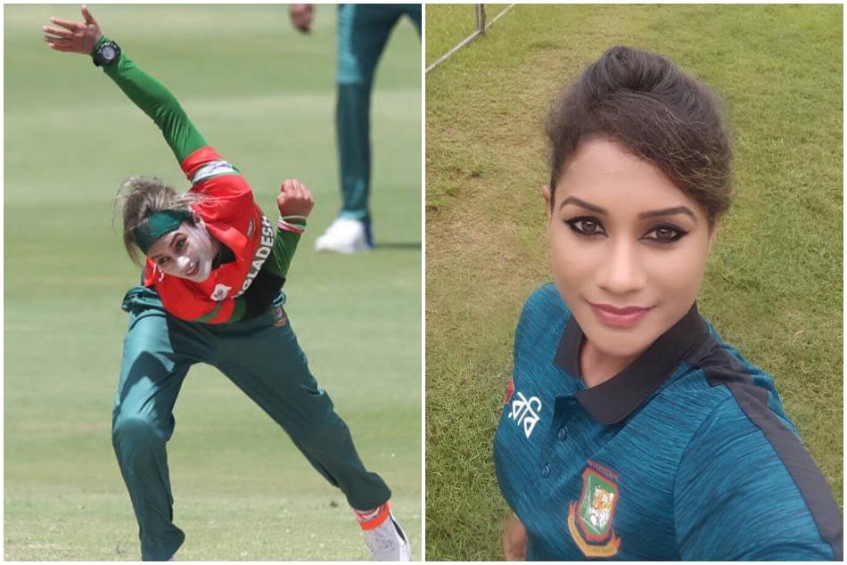 ICC Women T20 World Cup: Bangladeshi player Jahanara Alam eye lines creates sensation