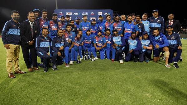 भारत की शानदार जीत में कप्तान का रिकॉर्ड
