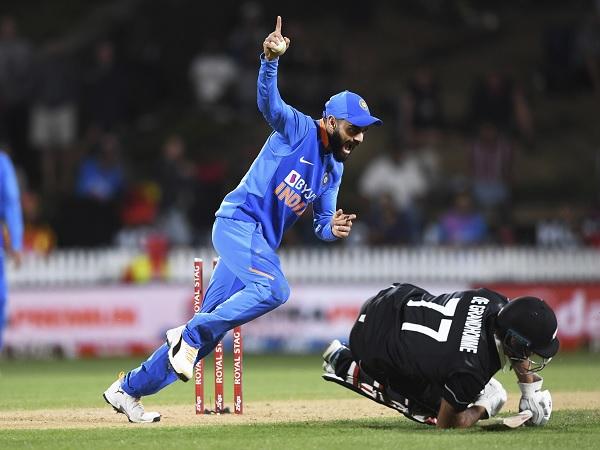 'टीम इंडिया में कमी नहीं, ये दिन कीवियों का था'