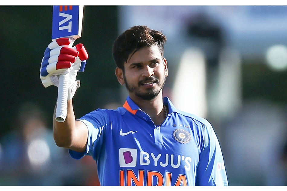 IND vs NZ: Shreyas Iyer achieved best percentage of making 50 or more score in ODI