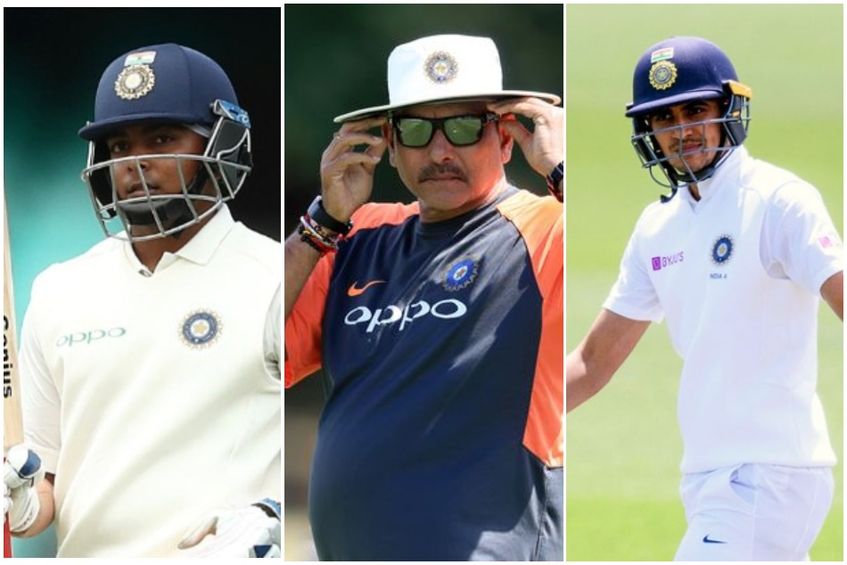 IND vs NZ: Ravi Shastri gives a hint who will be open for india in 1st test