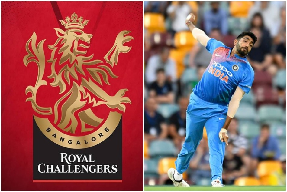 IPL 2020: Jasprit Bumrah troll RCB new logo on resemblance with his action