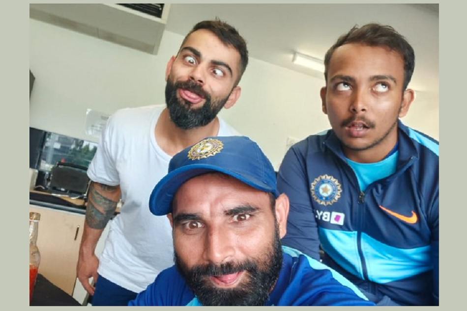 IND vs NZ: Virat Kohli new post with sundar dost goes viral, See Photos