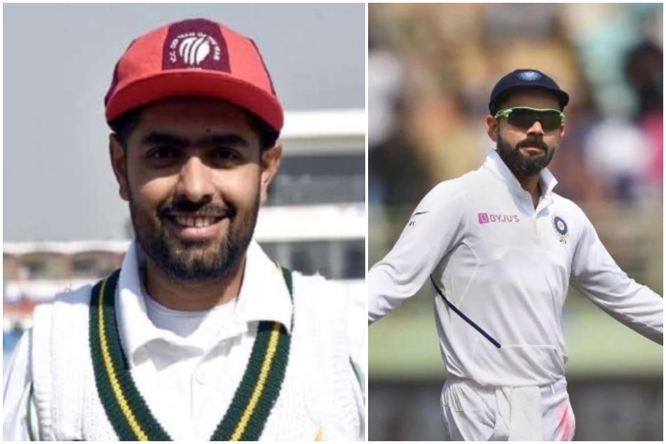 ICC Test Rankings: Babar Azam achieved best ranking, while Virat Kohli retains top spot