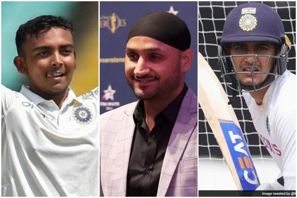 IND vs NZ: Harbhajan Singh picks his opening pair in Rohit Sharma absence in Test series