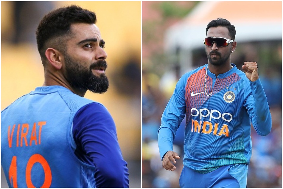 Krunal Pandya compares Bollywood character with Indian cricketers, reveals his favorite movie star name