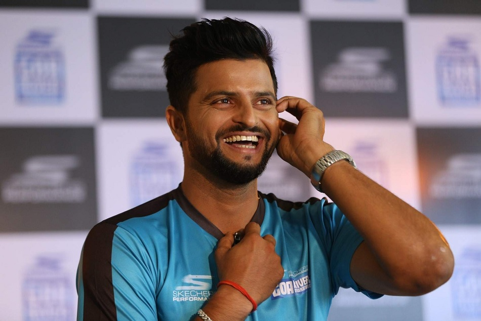 Suresh Raina reveals his crush for Sonali Bendre, want to go for a date in college days