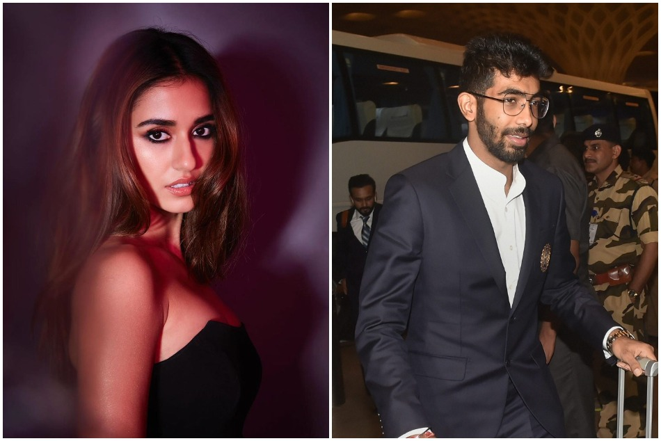IND vs NZ: Disha Patani becomes fans of jasprit Bumrah, says big thing about the bowler