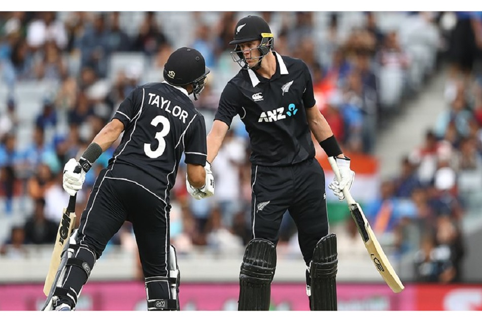 IND vs NZ: Ross Taylor-Kyle Jamieson 9th wicket partnership broke 27 year old record in Auckland