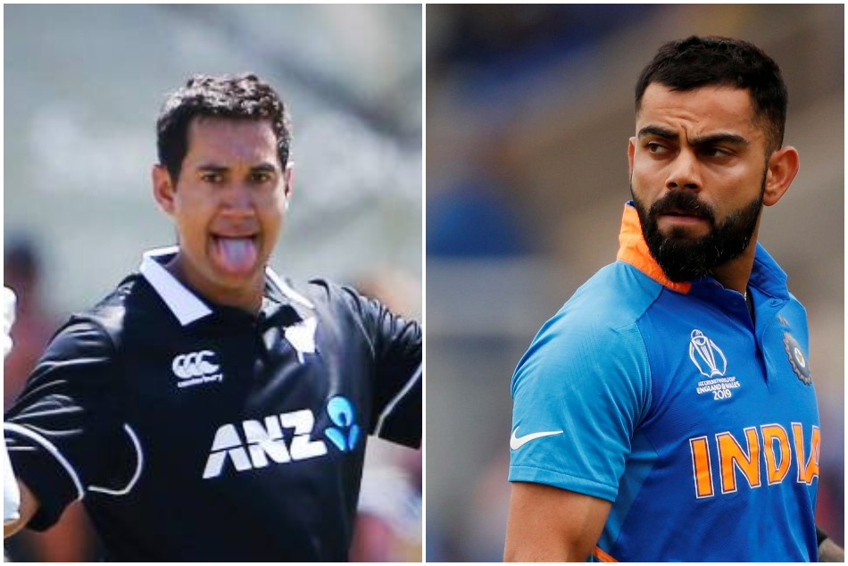 ICC ODI Rankings: After IND vs NZ ODI Ross Taylor jumped on 4th while Virat Kohli retains top spots