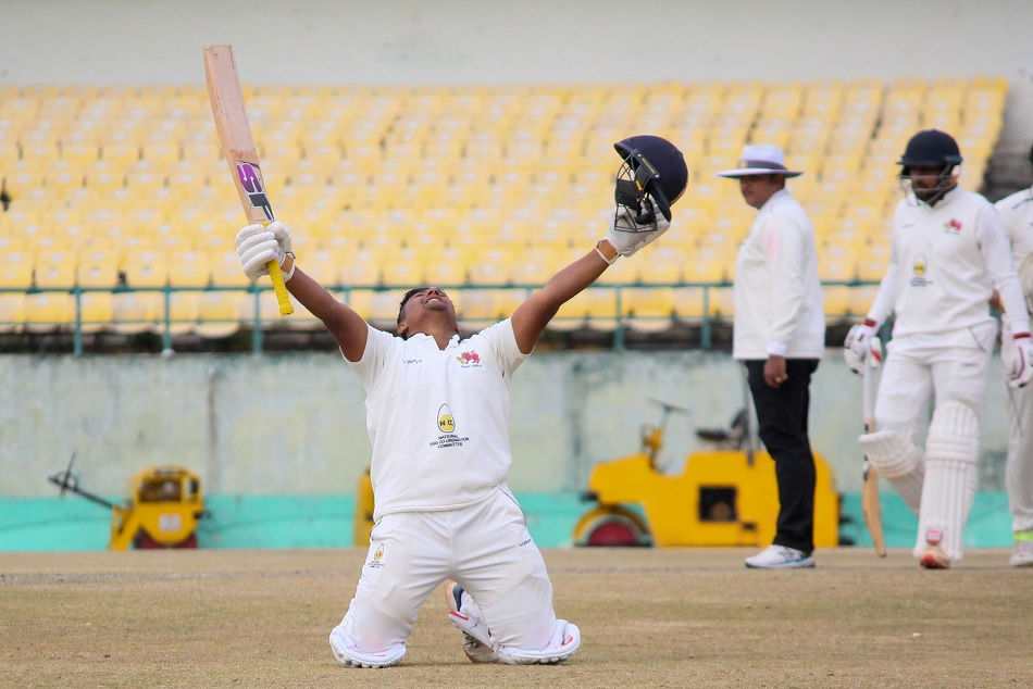 Ranji Trophy: Sarfaraz Khan batting fire continues with his another ton in domestic season