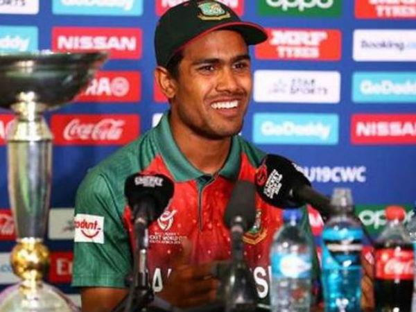 बांग्लादेश के कप्तान अकबर अली को मिली कमान