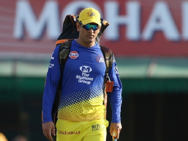 चेन्नई सुपरकिंग्स की टीम-