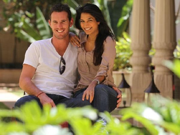 शाॅन टैट भी कर चुके हैं भारतीय लड़की से शादी