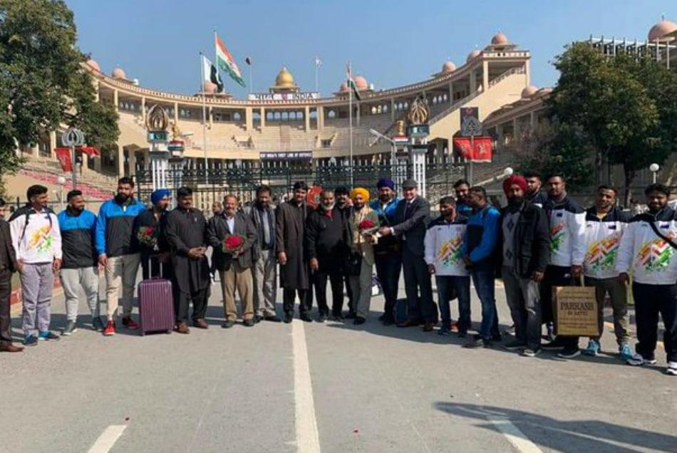 भारत सरकार ने नहीं भेजी कोई आधिकारिक टीम