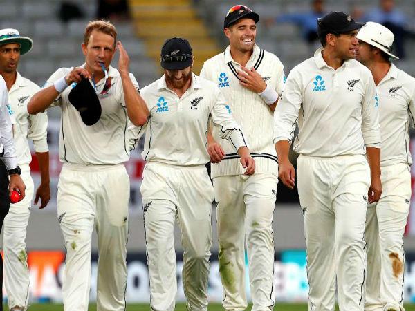 IND vs NZ: न्यूजीलैंड ने किया टेस्ट टीम का ऐलान, भारत के लिये जीतना नहीं होगा आसान