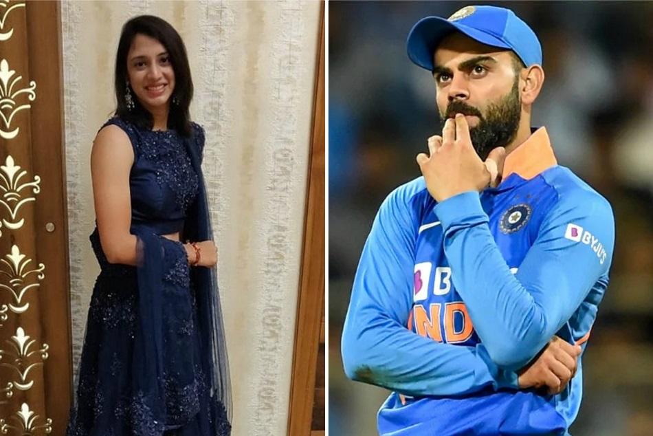 कोहली से हुई इस खूबसूरत महिला क्रिकेटर की तुलना, लगा चुकी है दोहरा शतक