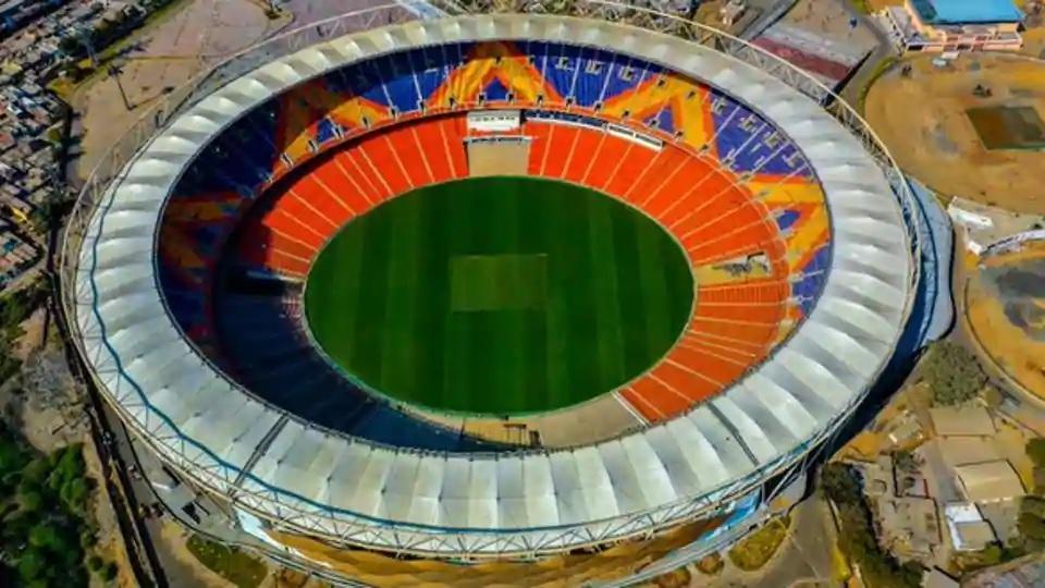 इस स्टेडियम में बारिश हुई तो 20 मिनट में फिर हो सकता है खेल, BCCI ने शेयर की की फोटो