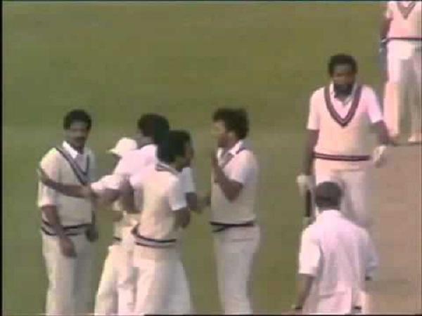 भारत-विंडीज के बीच हुआ था पहला मैच