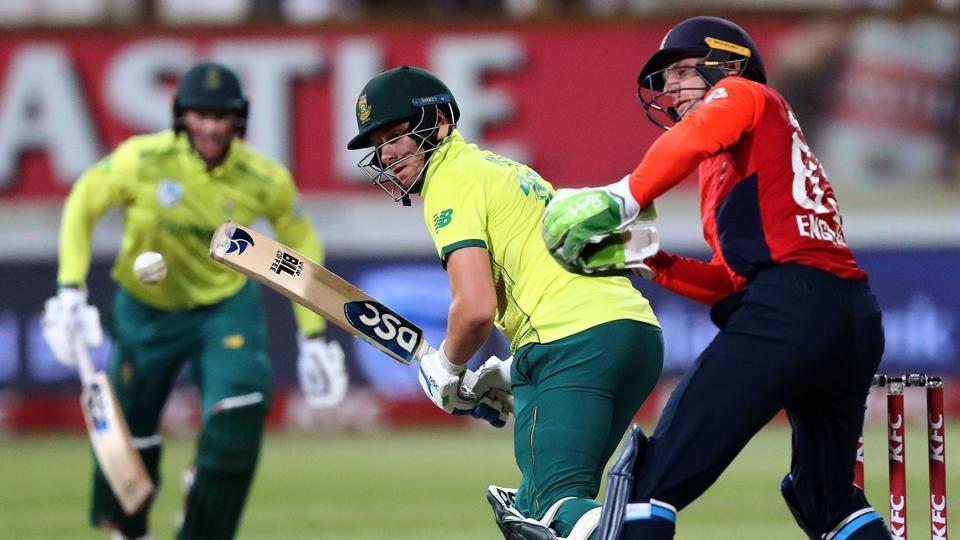 SA vs ENG: 222 रन बनाकर भी हारी साउथ अफ्रीका, मोर्गन की तूफानी पारी से सीरीज जीती इंग्लैंड