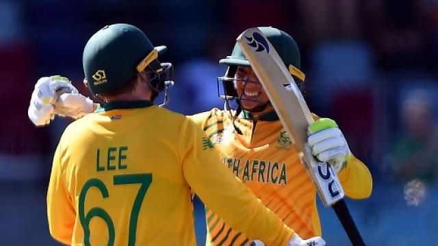 Women T20 World Cup: साउथ अफ्रीका ने तोड़ा भारत का बड़ा रिकॉर्ड, थाइलैंड को 113 रनों से रौंदा