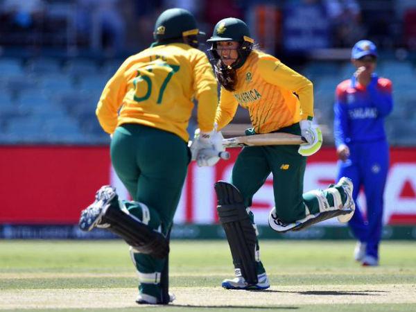 दक्षिण अफ्रीका ने तोड़ा भारत का रिकॉर्ड