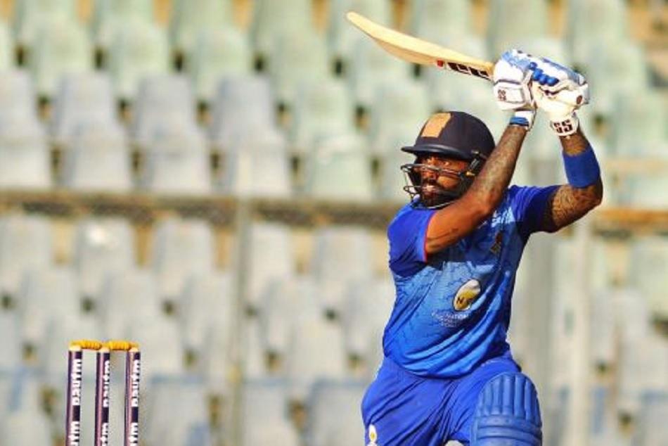 IPL से पहले सूर्यकुमार ने ठोका शतक, 10 छक्के लगाकर खेली धमाकेदार पारी