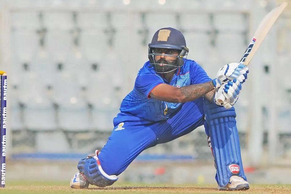 IPL से पहले सूर्यकुमार यादव ने ठोका शतक, 10 छक्के लगाकर खेली धमाकेदार पारी