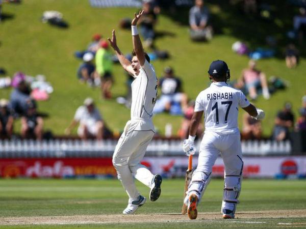 टिम साउदी ने 10वीं बार किया पारी में 5 विकेट चटकाने का कारनामा