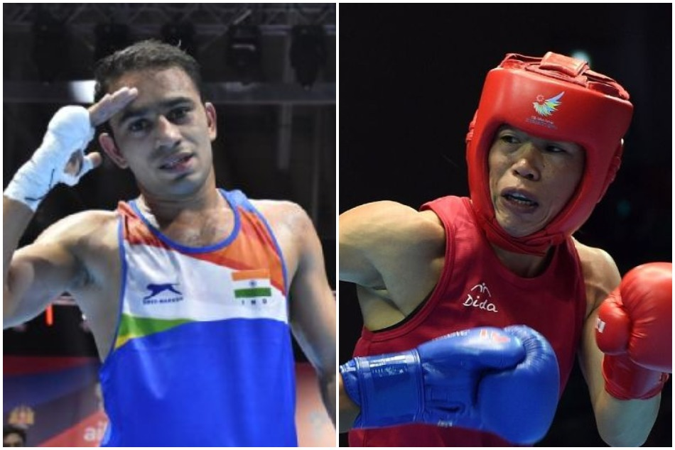 Mary Kom, Amit Panghal secure their place in Tokyo Olympics 2020