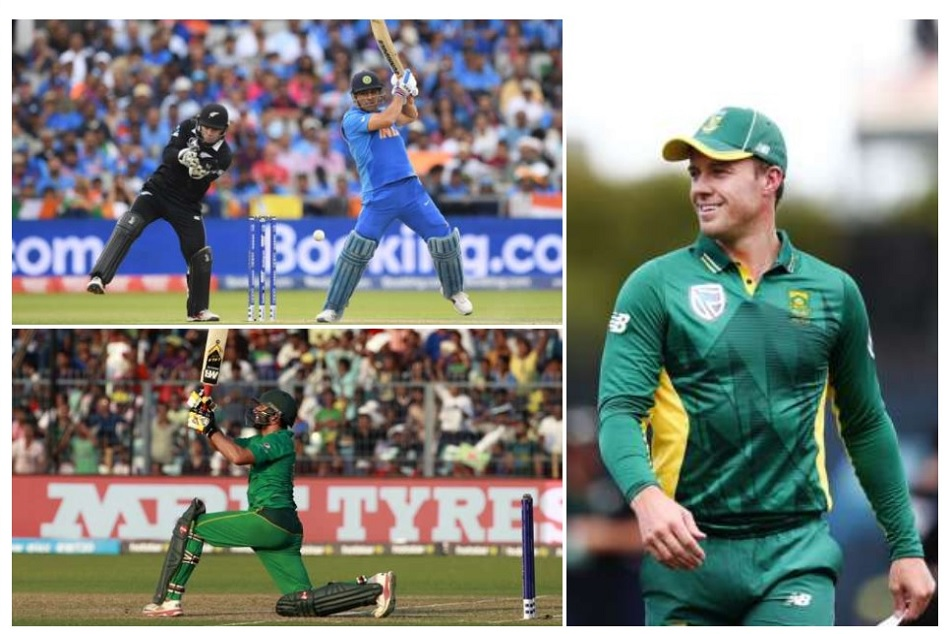 Top 5 batsmen who scored most number of destructive centuries on ODI cricket