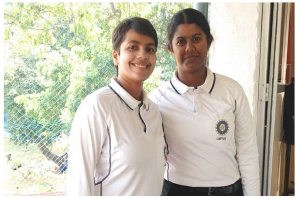 ICC adds Janani Narayanan and Vrinda Rathi to its women umpire panel