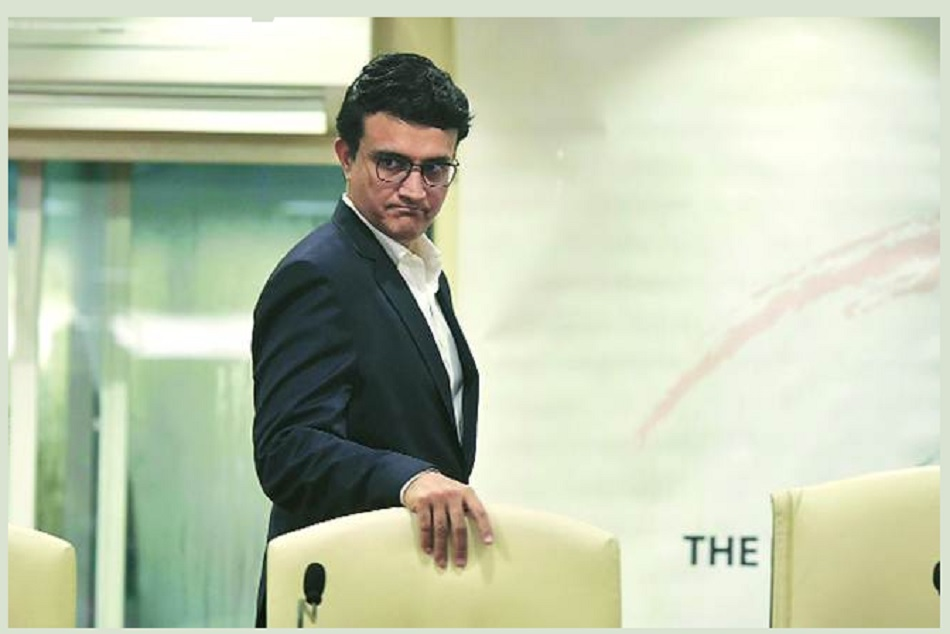 Sourav Ganguly represents BCCI at the ICC Board meeting via teleconference