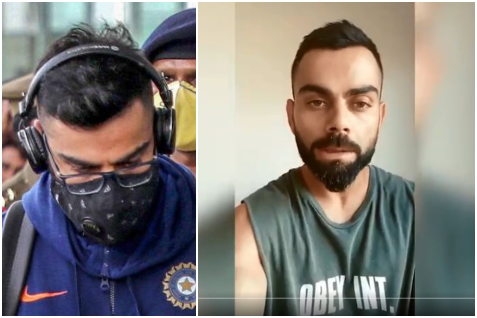 Virat Kohli appeals to people as a normal citizen for taking coronavirus lockdown seriously-Watch