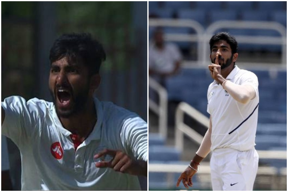 Jasprit Bumrah friend from U19 days Chintan Gaja shows all round excellence in Ranji Semifinal