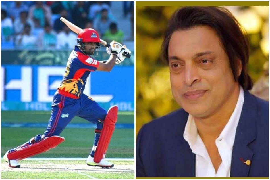 PSL: Shoaib Akhtar says Haidar Ali can be the better batsman than Babar Azam