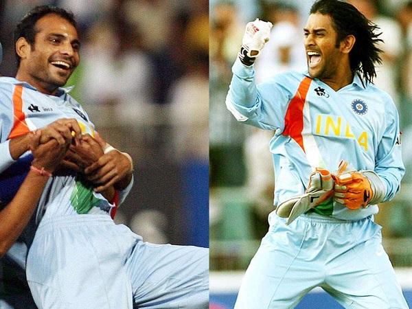 आखिरी ओवर में जोगिंदर शर्मा को गेंद थमाना