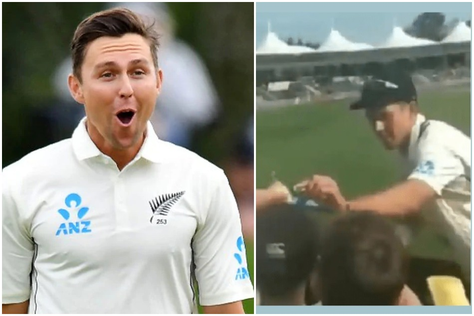 ind-vs-nz-trent-boult-heart-winning-gesture-when-he-sign-the-onion-for-fans-Watch