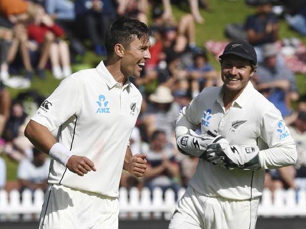 न्यूजीलैंड 180 अंकों के साथ तालिका में तीसरे स्थान पर है