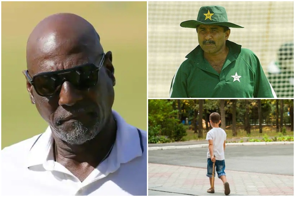 When kid asked Viv Richards to his name, Javed Miandad tells what happened next