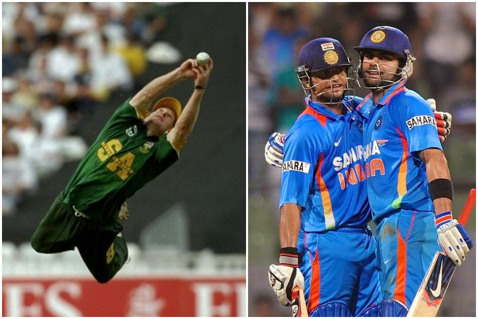 Jonty Rhodes named the most powerful player in Indian cricket team