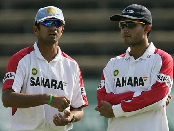 सौरव गांगुली-राहुल द्रविड़ को वनडे से बाहर करना